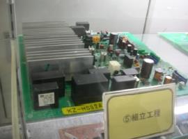 Assembling process for Panasonic Home Appliances